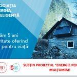 """EM360 Studio sprijină proiectul """"Energie pentru viață"""" inițiat de Asociația Energia Inteligentă prin care vom instala panouri fotovoltaice în gospodării izolate din Munții Apuseni, care nu au avut niciodată curent electric."""